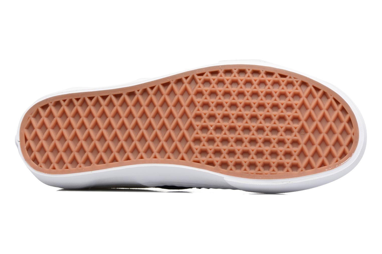 Sneakers Vans Classic Slip-On W Blå bild från ovan