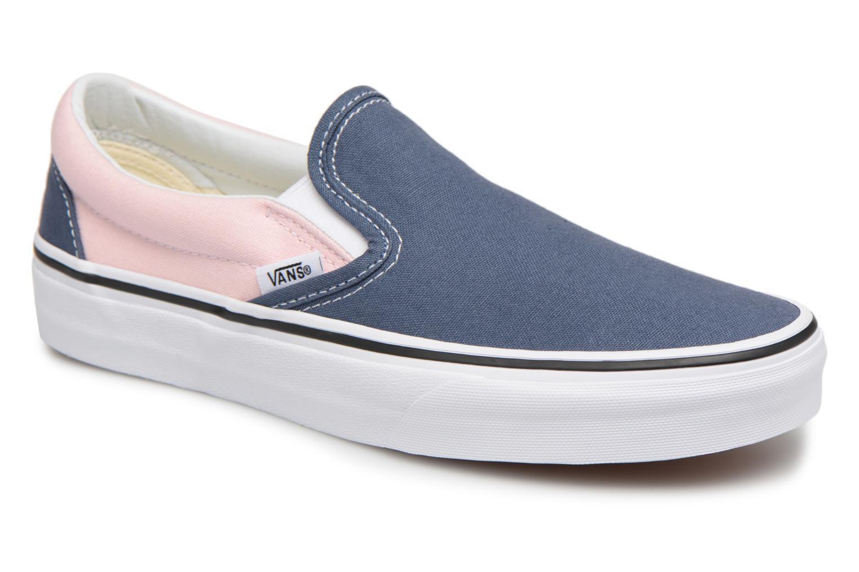 ZapatosVans Classic Slip-On  W (Azul) - Deportivas  Slip-On  Cómodo y bien parecido b8fed0