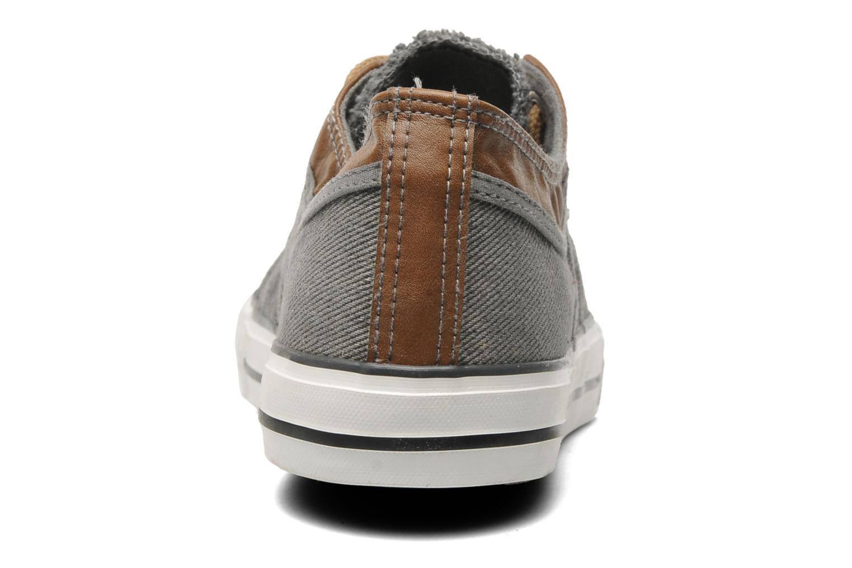Sneakers I Love Shoes Thamanette Grijs rechts