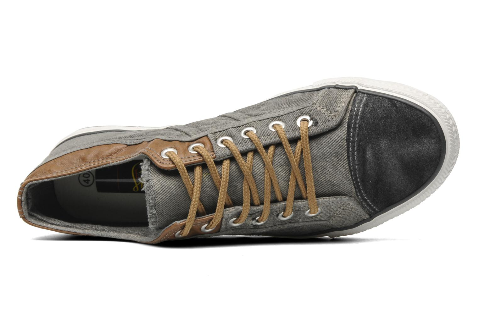 Sneakers I Love Shoes Thamanette Grijs links