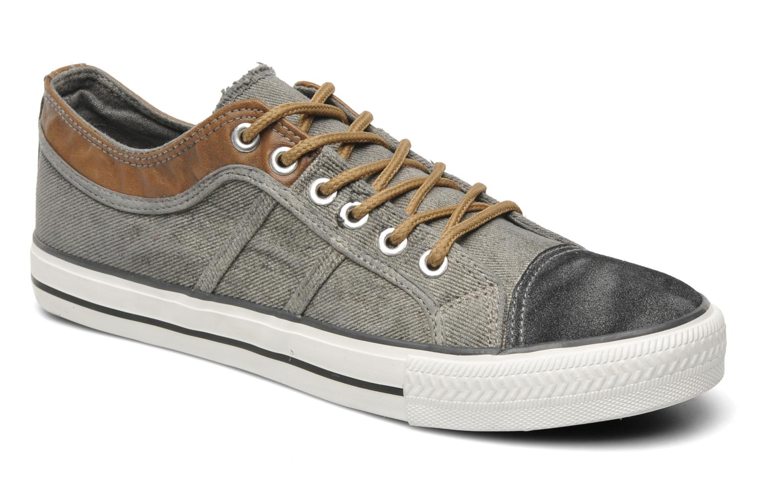 Sneakers I Love Shoes Thamanette Grijs detail
