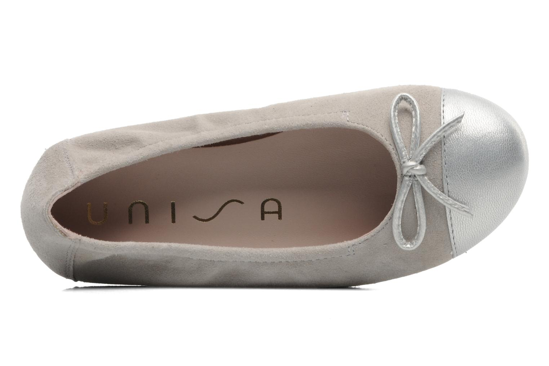 Ballerina's Unisa CINO 14 KS LM Grijs links