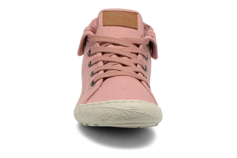 Sneaker P-L-D-M By Palladium Gaetane Twl rosa schuhe getragen