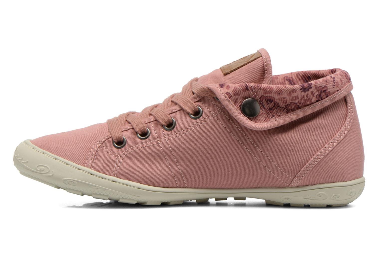 Sneaker P-L-D-M By Palladium Gaetane Twl rosa ansicht von vorne