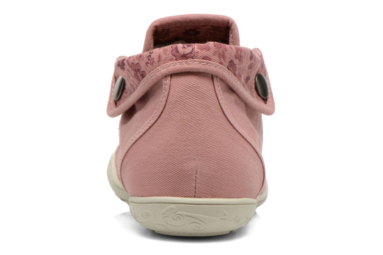 Sneaker P-L-D-M By Palladium Gaetane Twl rosa ansicht von rechts