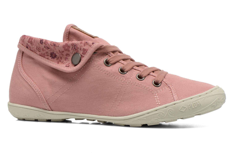 Sneaker P-L-D-M By Palladium Gaetane Twl rosa ansicht von hinten