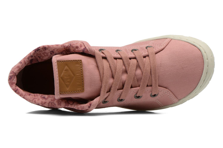 Sneakers P-L-D-M By Palladium Gaetane Twl Rosa bild från vänster sidan
