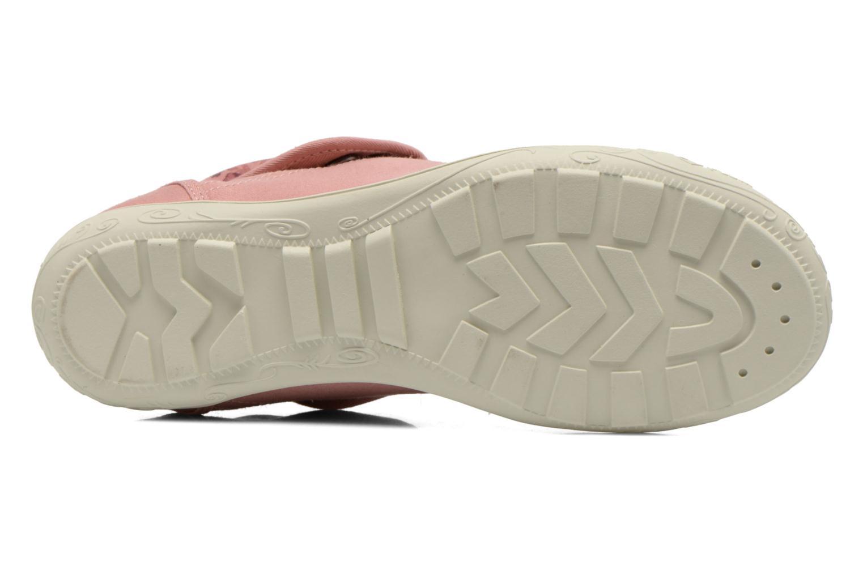 Sneaker P-L-D-M By Palladium Gaetane Twl rosa ansicht von oben