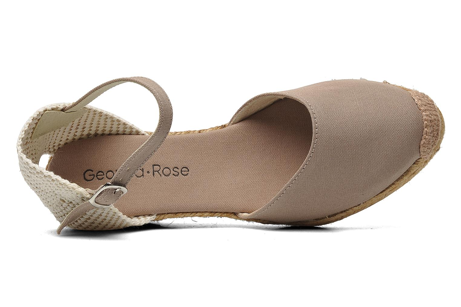 Sandalen Georgia Rose Ipona Beige links