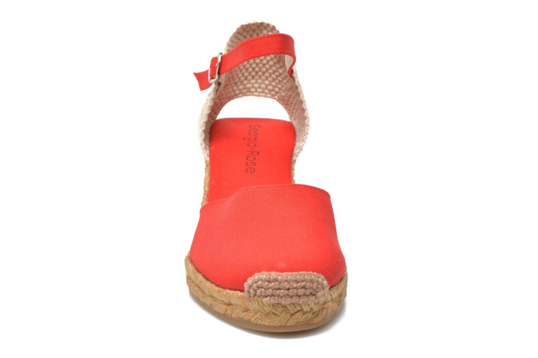Sandaler Georgia Rose Ipona Rød se skoene på