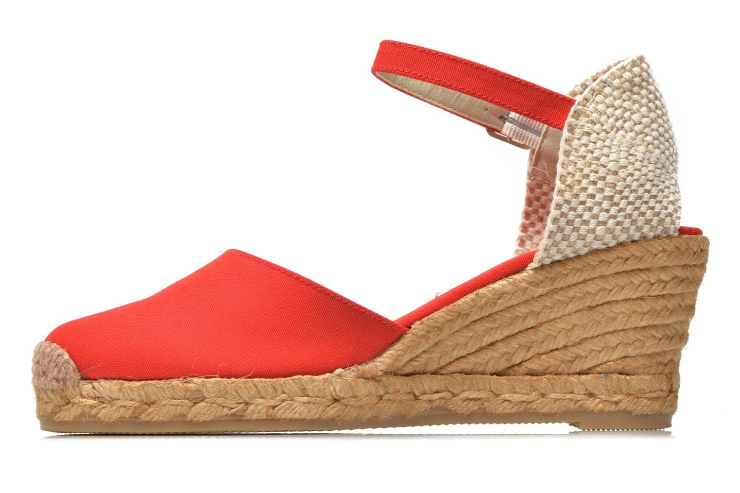 Sandals Georgia Rose Ipona Red front view