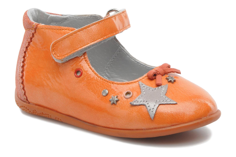 SHERIFA Vernis orange