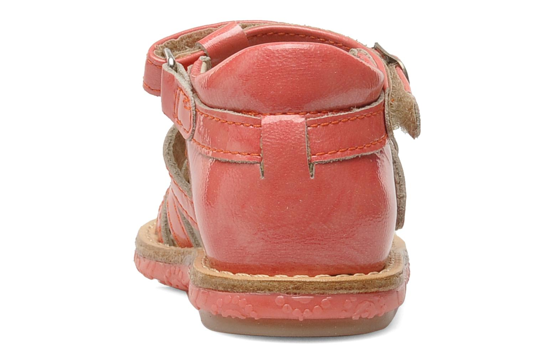 Sandalen Noël Mini Seul Roze rechts