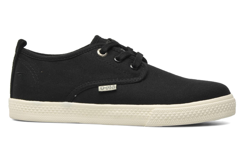 Sneaker Gola Falcon E schwarz ansicht von hinten
