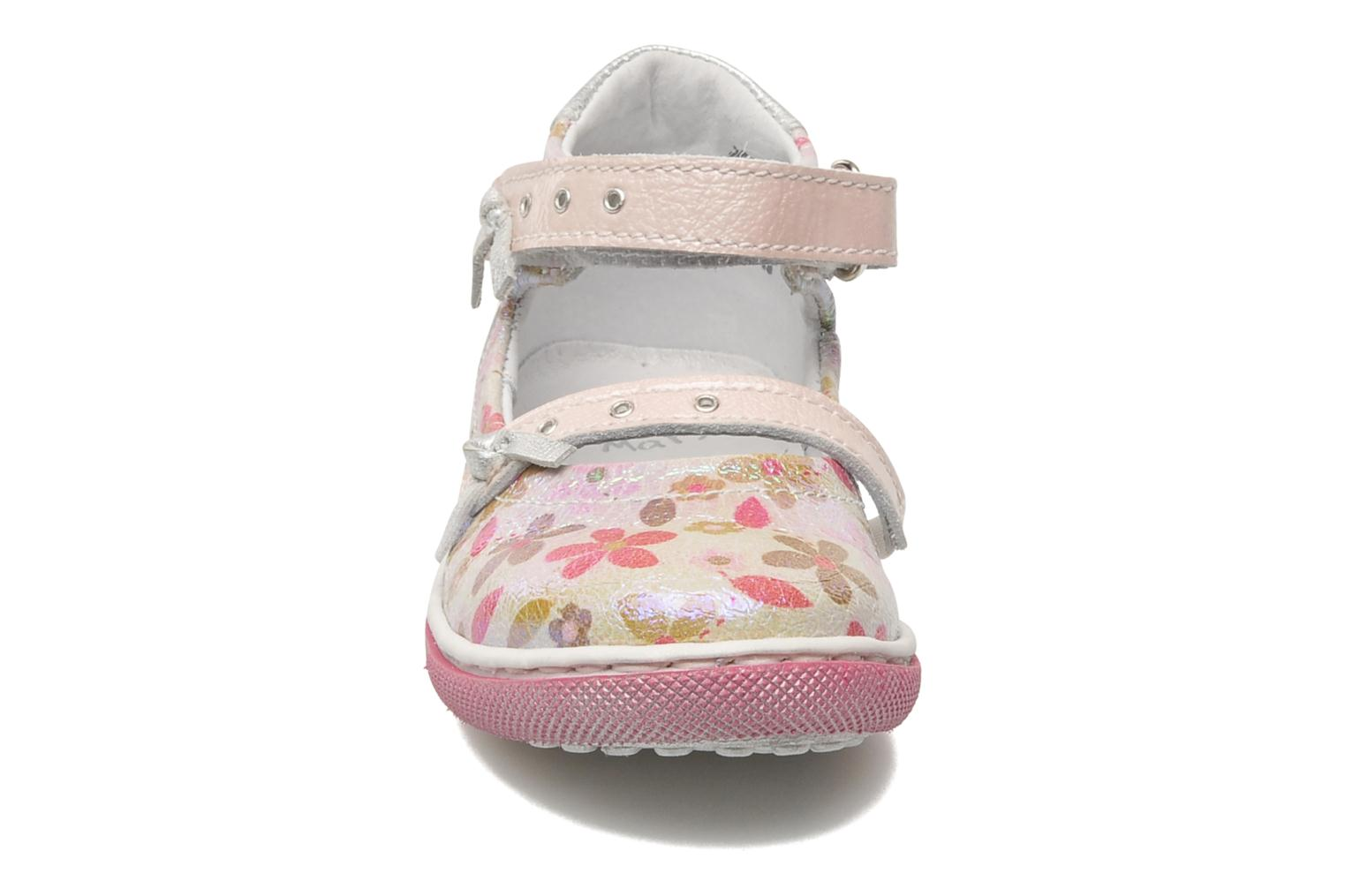 Ballerines Little Mary PRINCESSE Rose vue portées chaussures