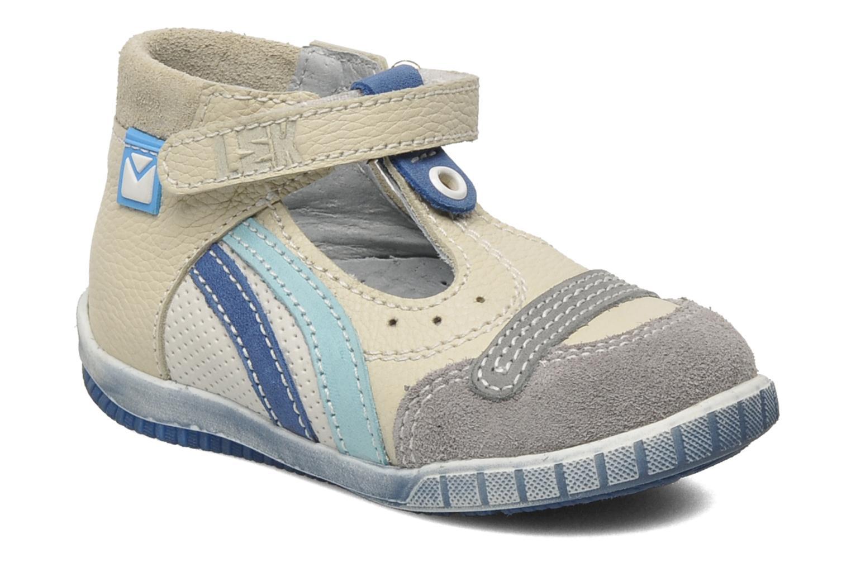 Sandales et nu-pieds Little Mary POLO Beige vue détail/paire
