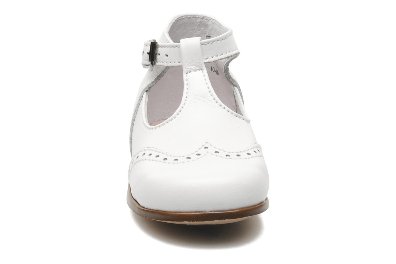 Sommarskor Little Mary François Vit bild av skorna på