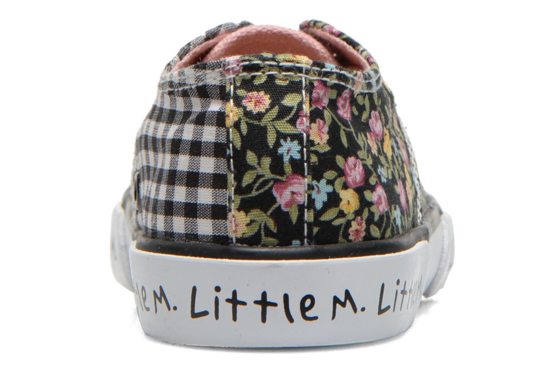 Baskets Little Mary LITTLE TENNIS Multicolore vue droite