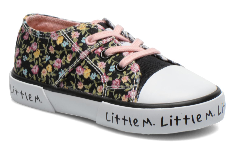 Baskets Little Mary LITTLE TENNIS Multicolore vue détail/paire