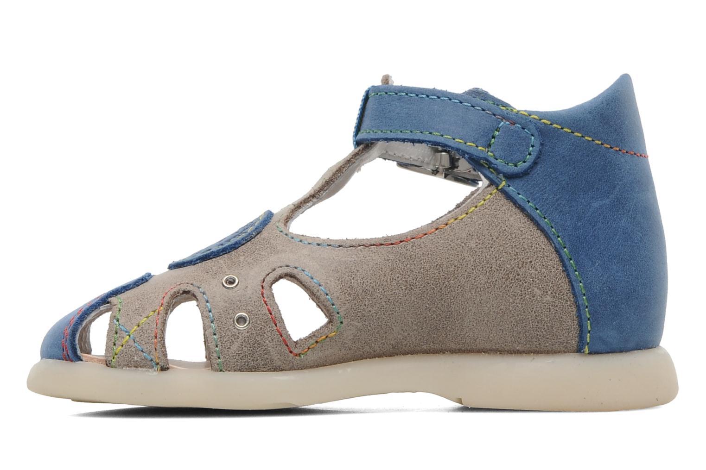 Sandalen Little Mary PABLO grau ansicht von vorne
