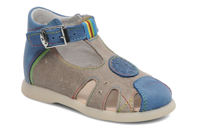 Sandalen Little Mary PABLO grau detaillierte ansicht/modell