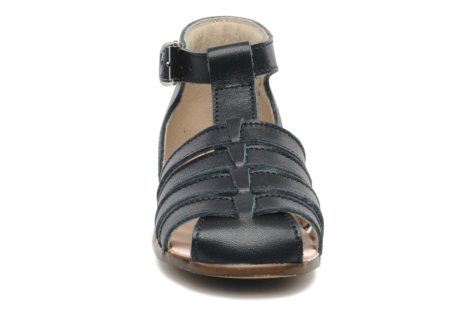 Sandals Little Mary Jules Blue model view