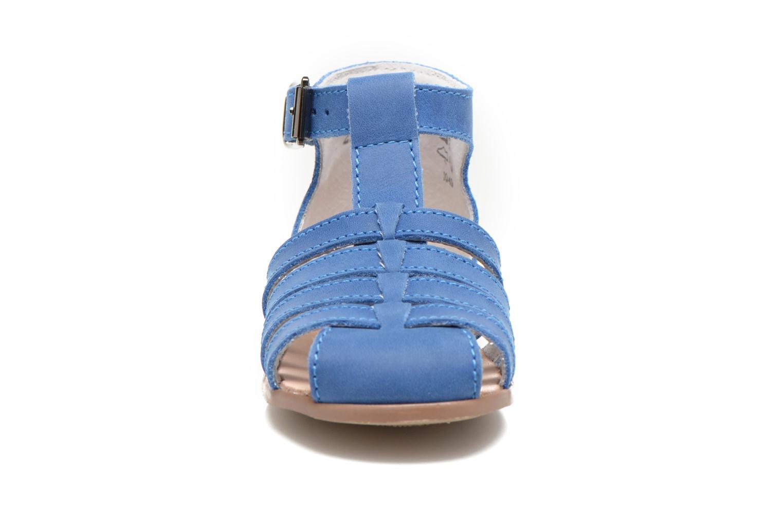 Sandalen Little Mary Jules blau schuhe getragen