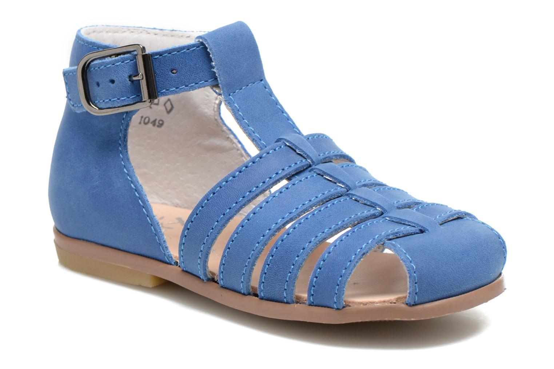 Sandalen Little Mary Jules blau detaillierte ansicht/modell