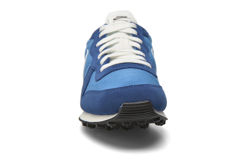 Sneaker Nike Nike Internationalist blau schuhe getragen