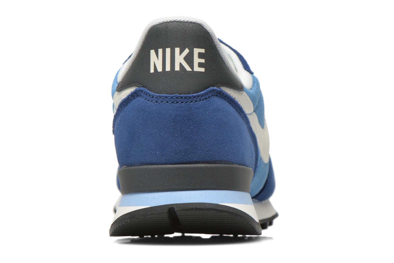 Sneaker Nike Nike Internationalist blau ansicht von rechts
