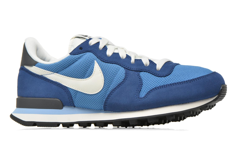 Sneakers Nike Nike Internationalist Blauw achterkant