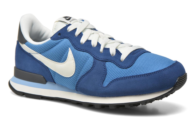 Sneaker Nike Nike Internationalist blau detaillierte ansicht/modell