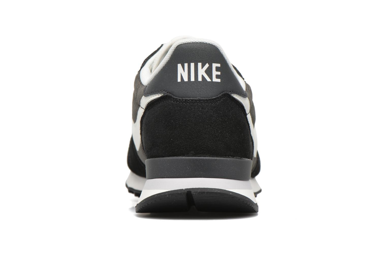 Sneaker Nike Nike Internationalist grau ansicht von rechts