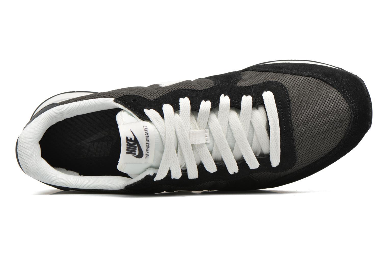 Sneaker Nike Nike Internationalist grau ansicht von links