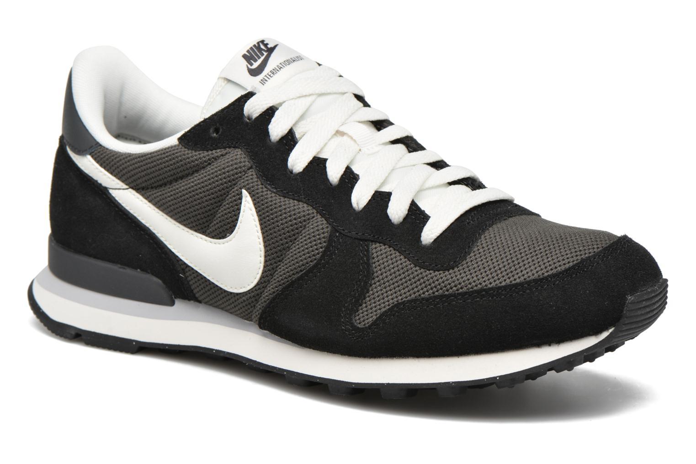 Sneaker Nike Nike Internationalist grau detaillierte ansicht/modell