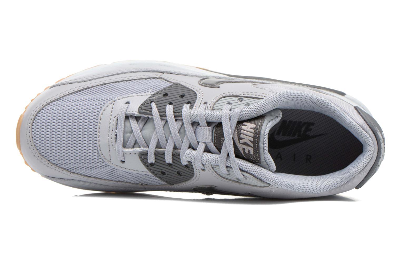 Baskets Nike Wmns Air Max 90 Essential Gris vue gauche