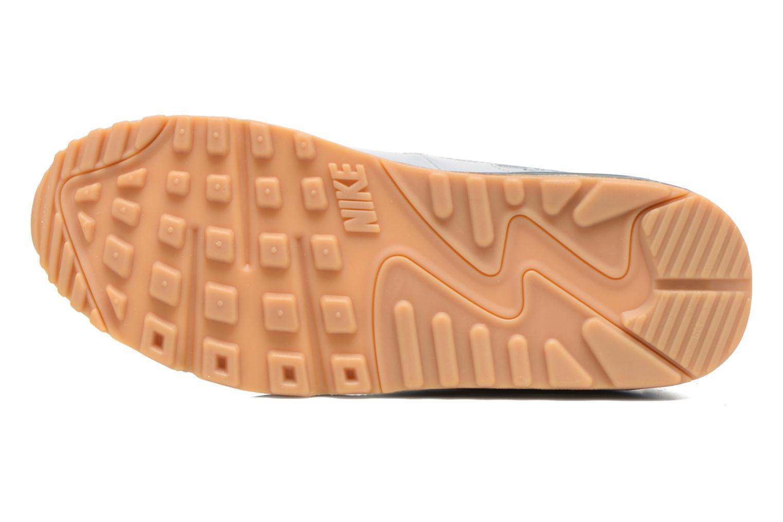 Sneaker Nike Wmns Air Max 90 Essential grau ansicht von oben
