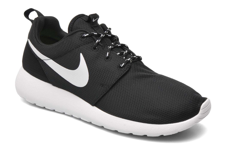 Sneakers Nike Wmns Nike Roshe One Zwart detail