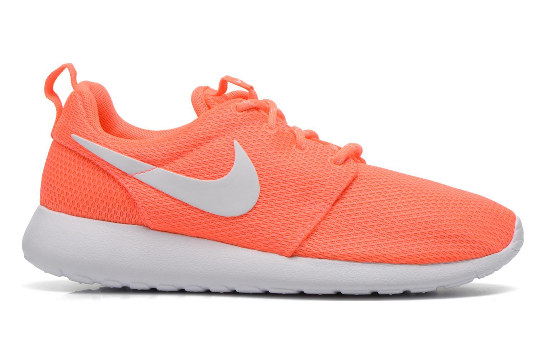 Baskets Nike Wmns Nike Roshe One Orange vue derrière
