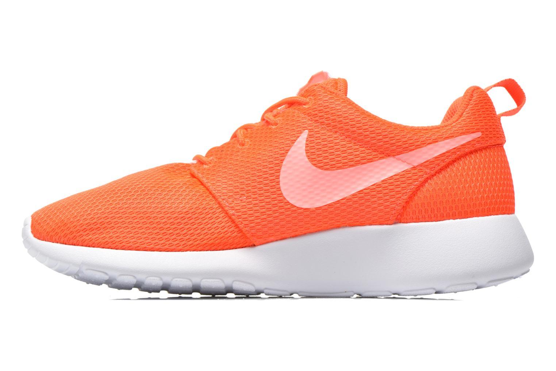 Sneaker Nike Wmns Nike Roshe One orange ansicht von vorne