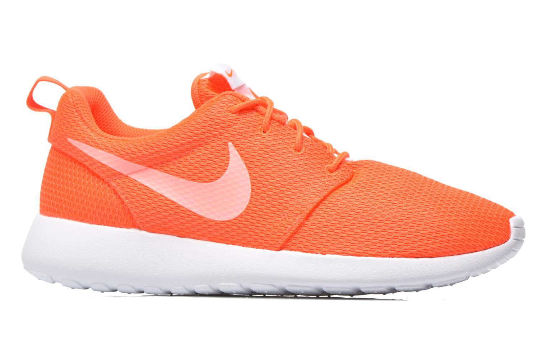Sneaker Nike Wmns Nike Roshe One orange ansicht von hinten
