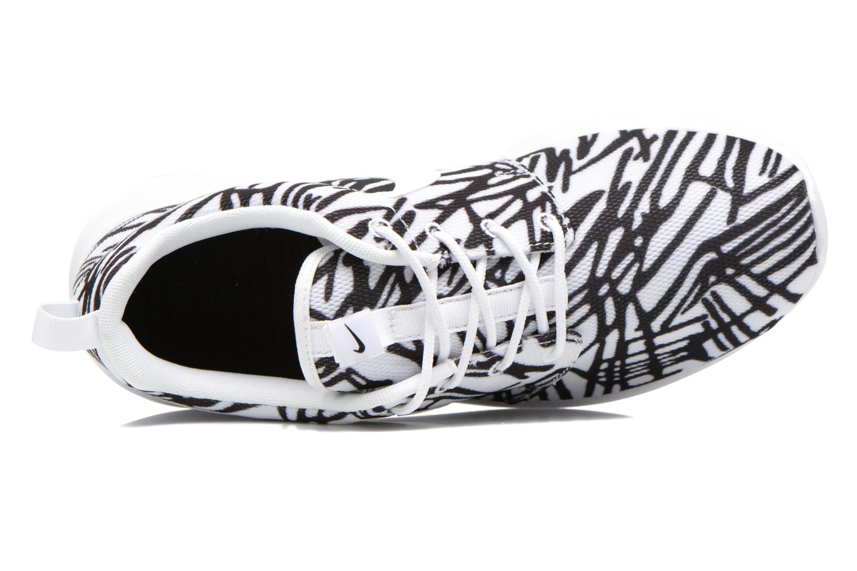Baskets Nike Wmns Nike Rosherun Print Multicolore vue gauche