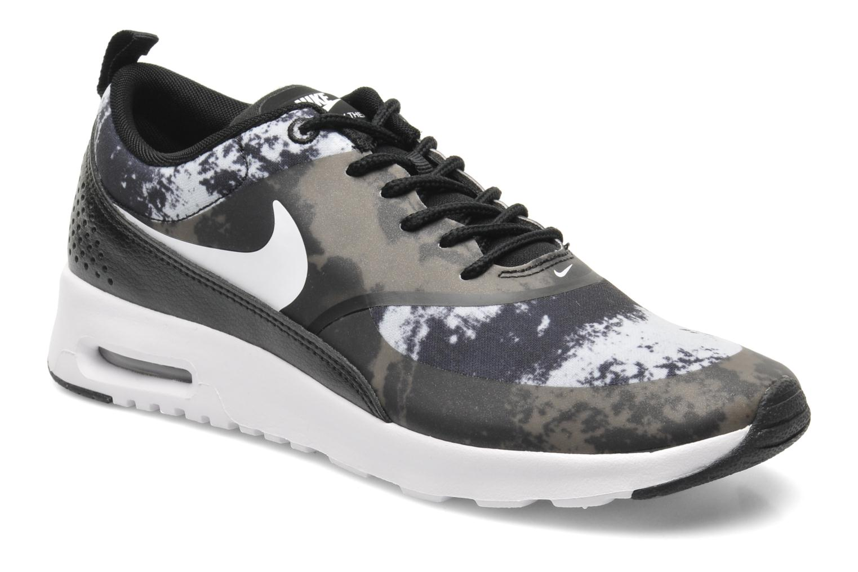 Wmns Nike Air Max Thea Print BLACK/WHITE-DARK GREY