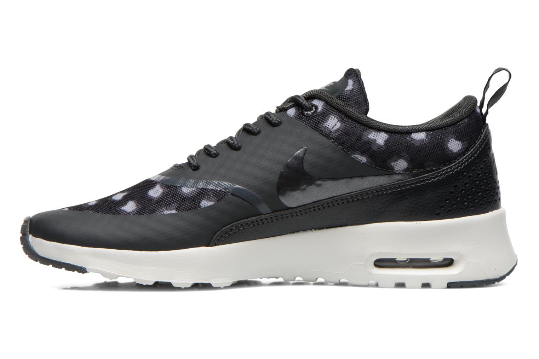 Sneaker Nike Wmns Nike Air Max Thea Print schwarz ansicht von vorne