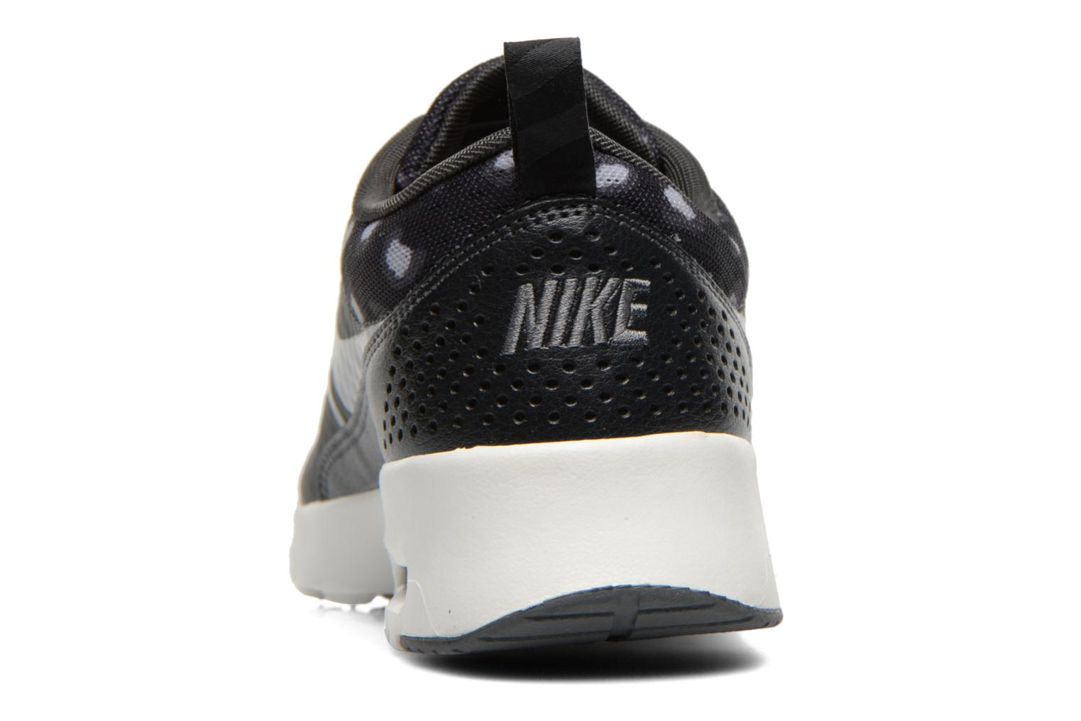 Trainers Nike Wmns Nike Air Max Thea Print Black view from the right