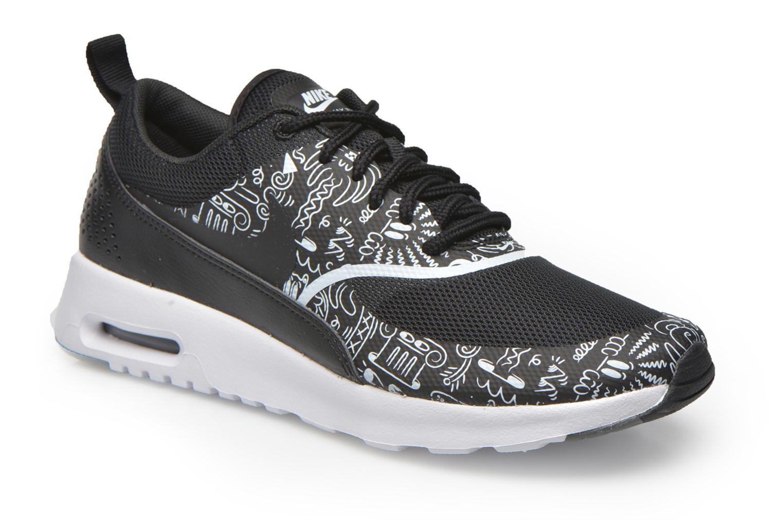 Sneaker Nike Wmns Nike Air Max Thea Print schwarz detaillierte ansicht/modell