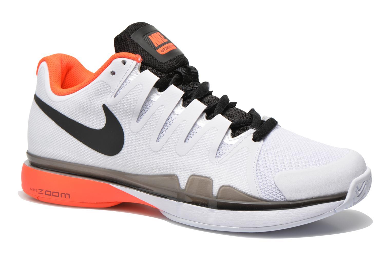 Nike Zoom Vapor 9.5 Tour White/Blk-Ttl Crmsn-Unvrsty Rd