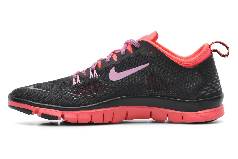 Wmns Nike Free 5.0 Tr Fit 4 Black/Lt Mgnt-Hypr Pnch-Cl Gry