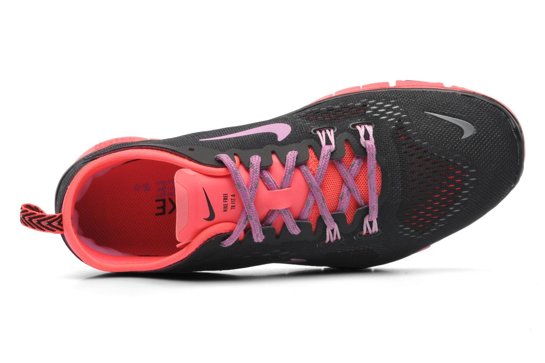 Sportschuhe Nike Wmns Nike Free 5.0 Tr Fit 4 schwarz ansicht von links