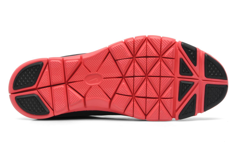 Sportschuhe Nike Wmns Nike Free 5.0 Tr Fit 4 schwarz ansicht von oben